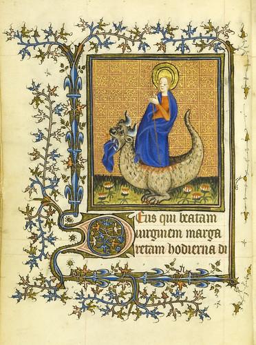 002-Horae Beatae Virginis Mariae…3v- Biblioteca Nacional de Varsovia