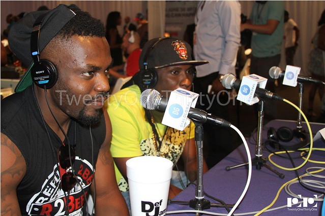 Jay Foley caught up with R2Bees and Ice Prince at BET Awards 2013 (4)