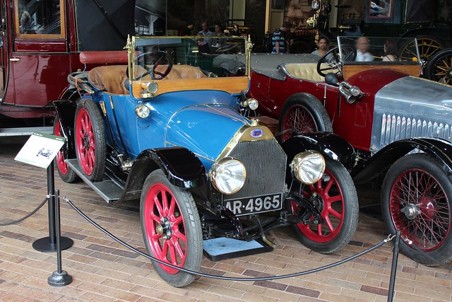 1913 Fiat Tipo Zero roadster Flickr Photo Sharing