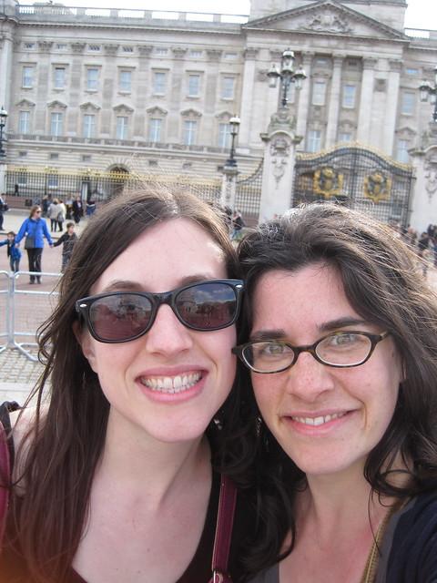 Sisters at Buckingham