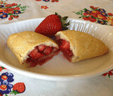 Strawberry Pockets
