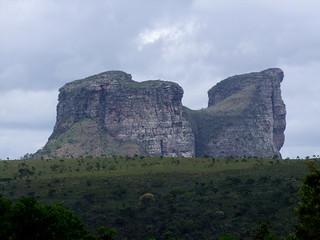 Morro do Camelo / Camel Hilltop - Chapada de Diamantina