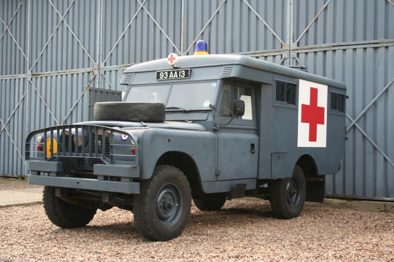RAF Ambulance