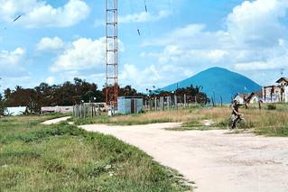 Camp Nguyễn Huệ - Tây Ninh 1965/66 - Photo by John A. Hansen