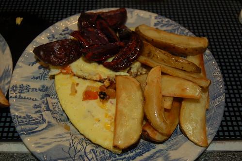 omelette Aug 13