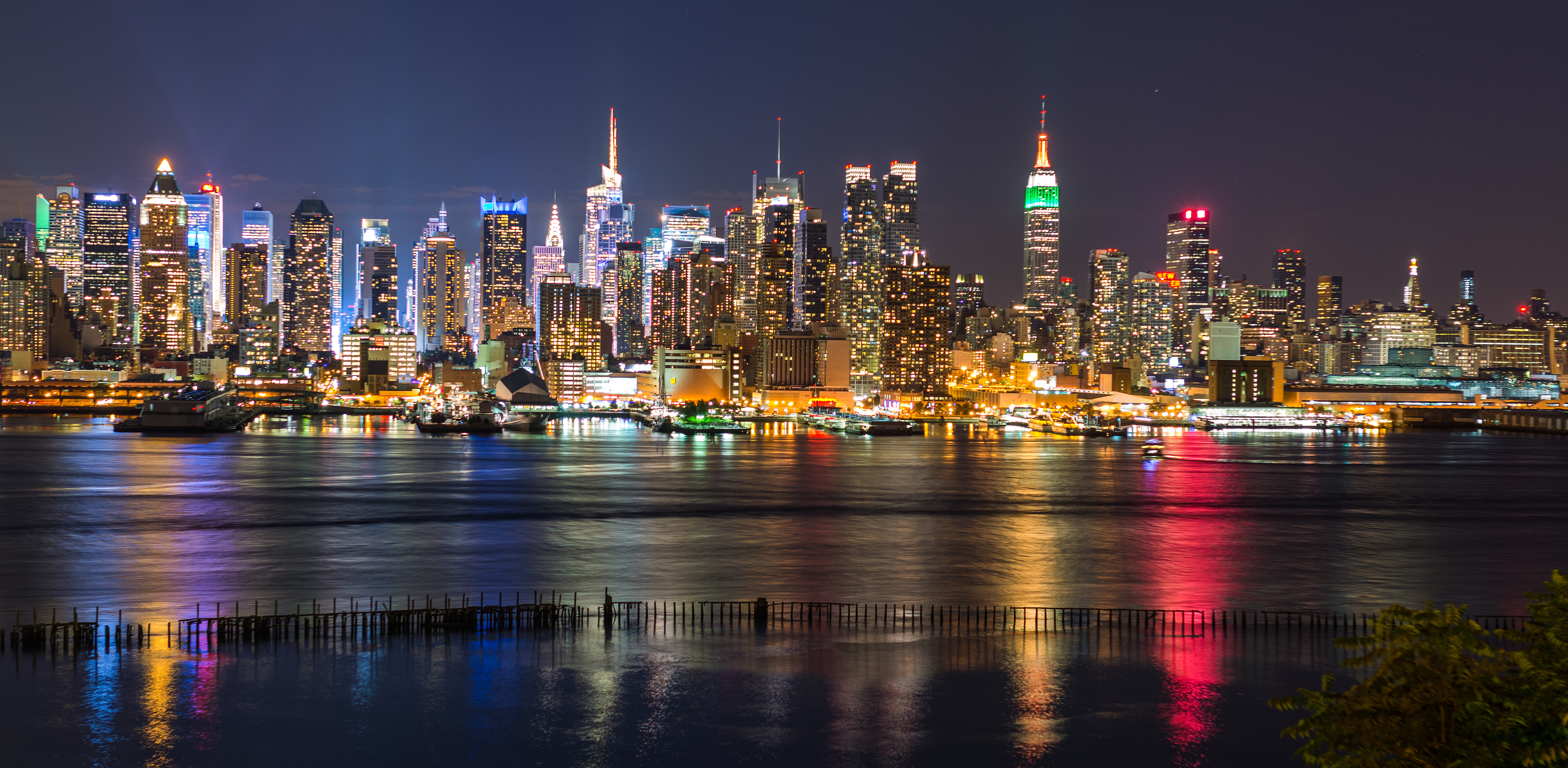 Nyc skyline flickr photo sharing for The best of nyc
