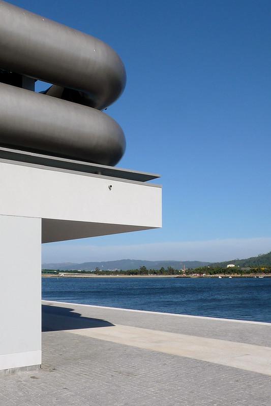 Viana do Castelo, Centro Cultural. Eduardo Souto Moura