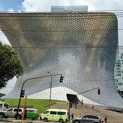 El nuevo Museo Soumaya.
