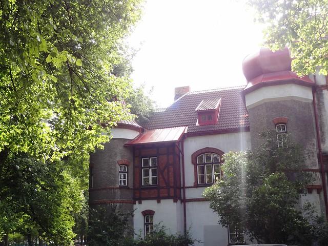 Petit manoir à Pärnu