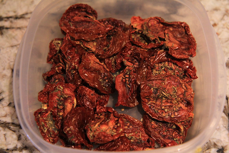 Sun dried dehydrated tomatoes smokingmeatforums - Make sun dried tomatoes explosion flavor ...