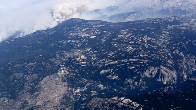 California Rim Fire 26 AUG 2013