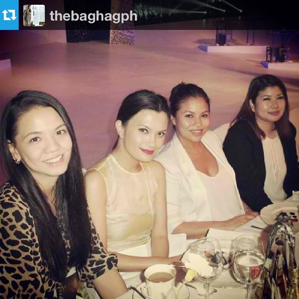 Happy to be with my girls @thebaghag, @mel_cuevas & fiona. #Repost from @thebaghagph #ystyleturns10 #joeysamsonx