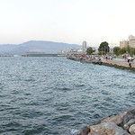 Izmir Harbour Stitch by SpirosK photography