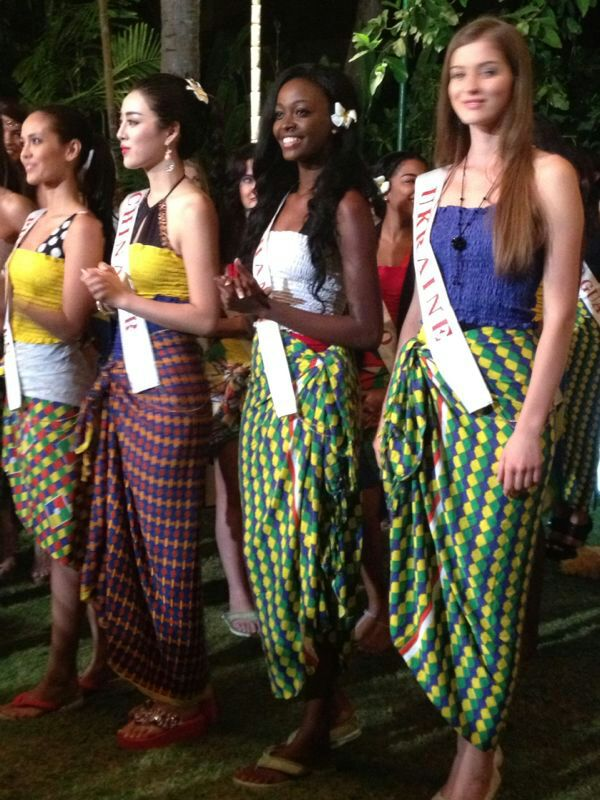 Naa Okailey Shooter makes it to Miss World Beach Fashion Finals