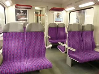 Czech Elefant train - 2nd class (3)