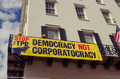 Democracy Not Corporatocracy