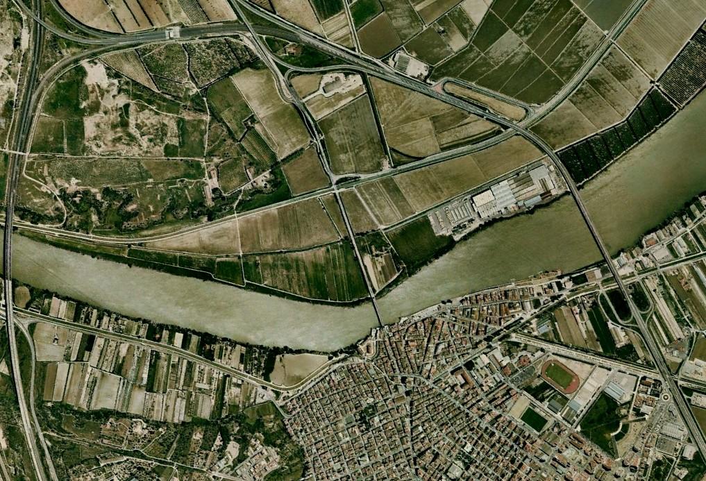 Amposta, Tarragona, Amdrede, antes, urbanismo, planeamiento, urbano, desastre, urbanístico, construcción