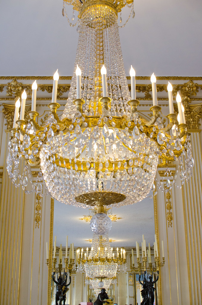 Lustre du Grand Salon