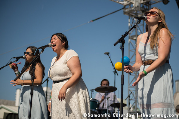 Eagle Rock Gospel Singers @ Way Over Yonder, Santa Monica, CA 10/5/13