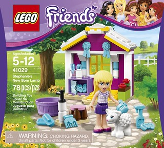LEGO-Friends-Stephanies-New-Born-Lamb-41029-box-front