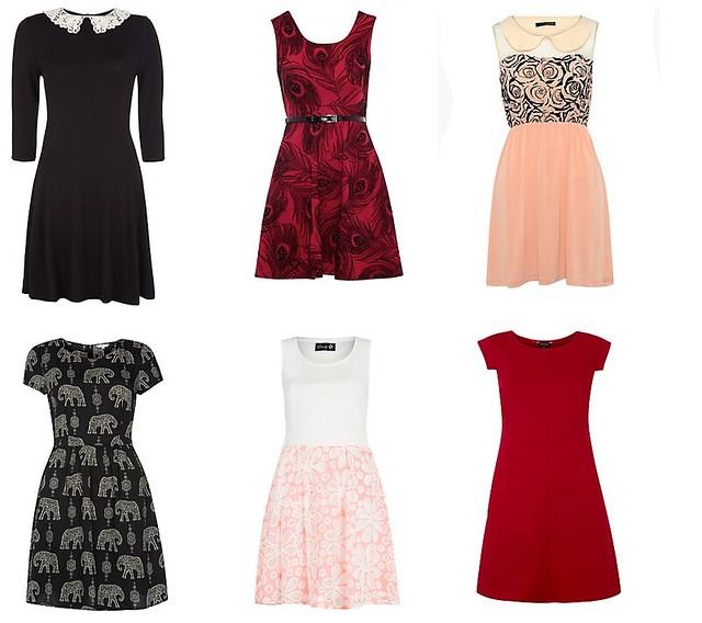 new look day dresses collate