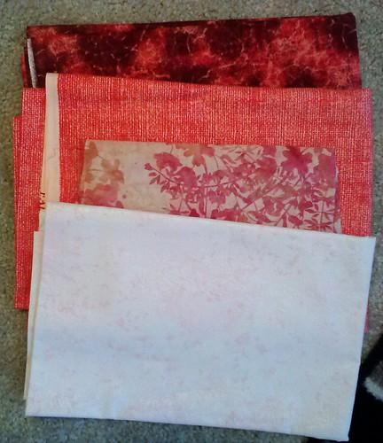 Starburst fabrics