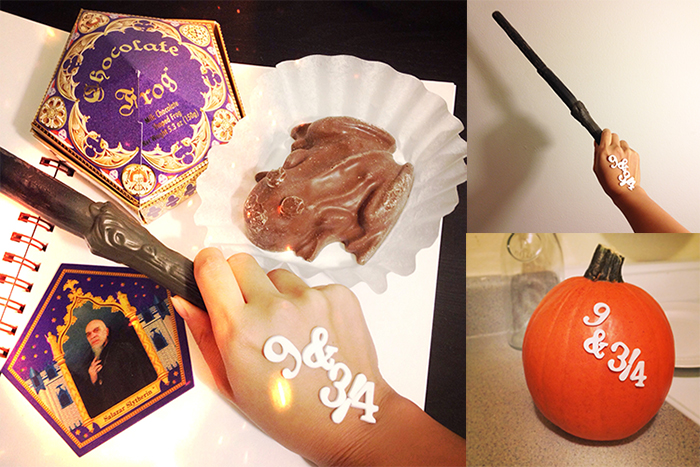 harry potter halloween decorations