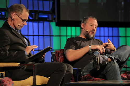 David Carr and Shane Smith