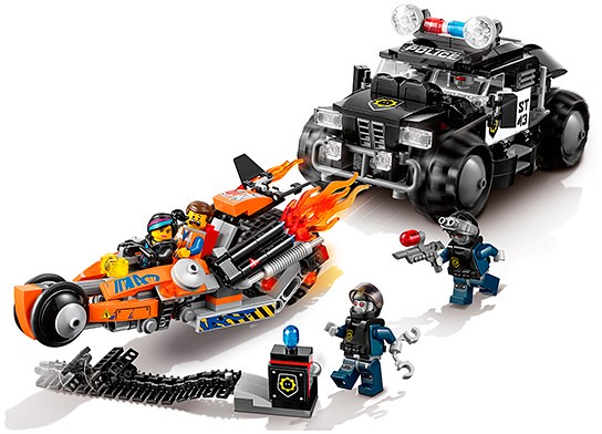 LEGO Movie 70808 - Super Cycle Chase