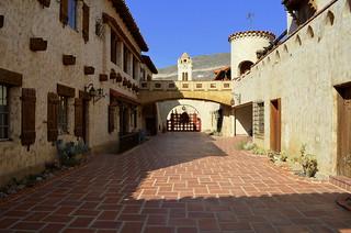 Scotty's Castle Corridor