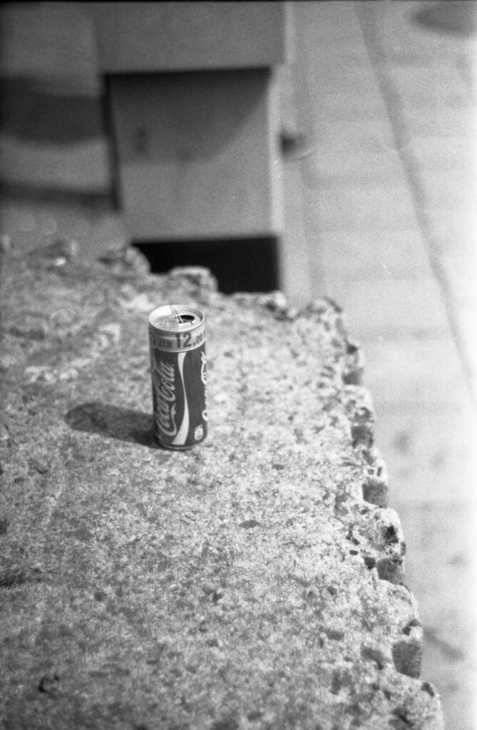 Kiev 4 - New Scan - Still Life with an Empty Tin