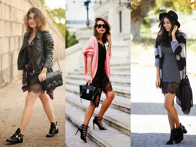 bloggers vestido lencero