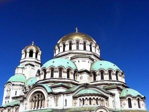 Alexander Newski Kathedrale Sofia