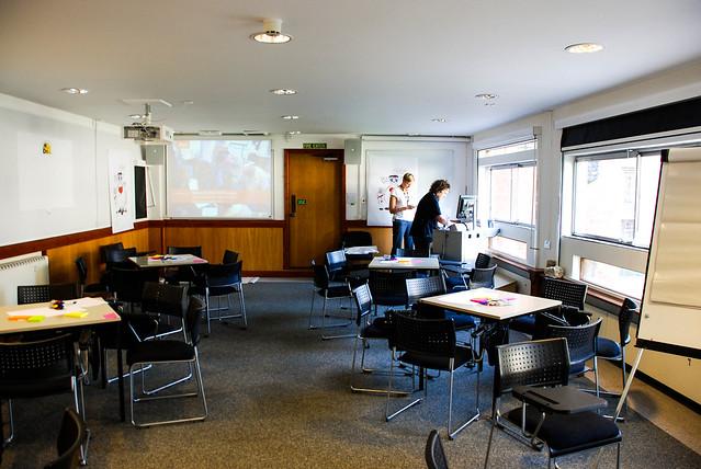 Participatory Workshop Room Set Up Flickr Photo Sharing
