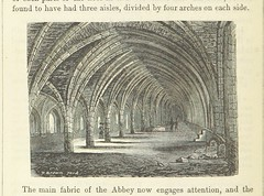 """British Library digitised image from page 90 of """"A Guide to Ripon, Harrogate, Fountains Abbey, Bolton Priory, and several places of interest in their vicinity. ... Fifth edition"""""""