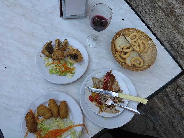 Sevilla Macarena Bar Restaurant Seville Spain Spanien Espana Andalucia Andalusien