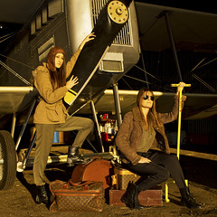Aviator - Laura & Marine