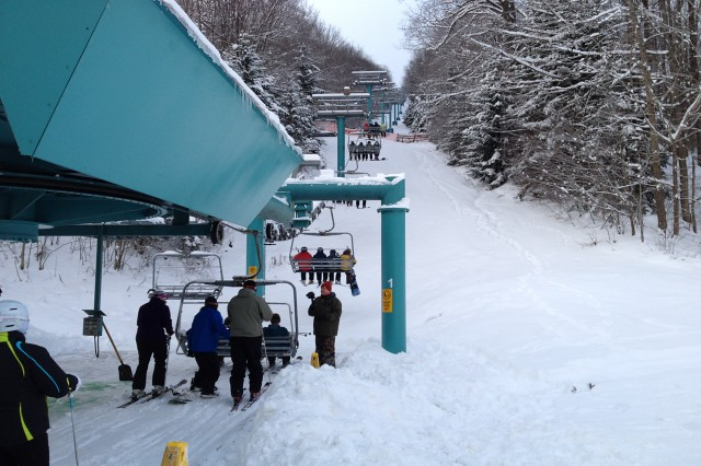 Holiday Valley, N.Y. (Holiday Valley)