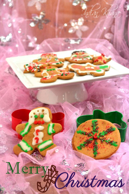 Gingermen Cookies