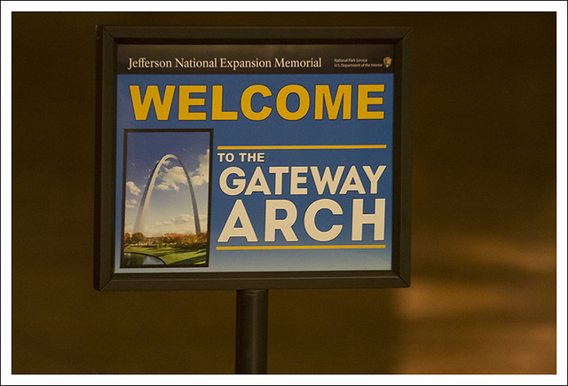 Welcome To The Gateway Arch