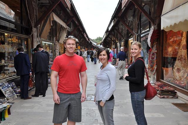 Istanbul Arasta Bazaar
