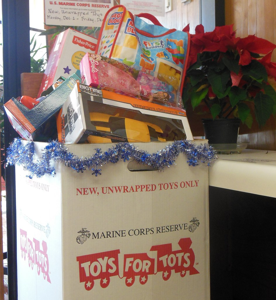 Toys For Tots Box : Harris county public library your pathway to knowledge