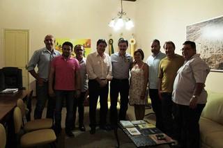 Reunião realizada em Caçapava do Sul