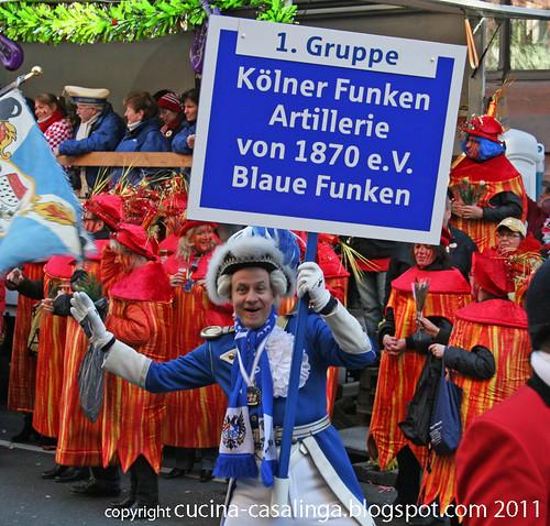Blauer Funke
