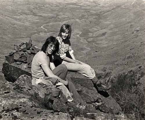 Patrick and Sandra, 1970s