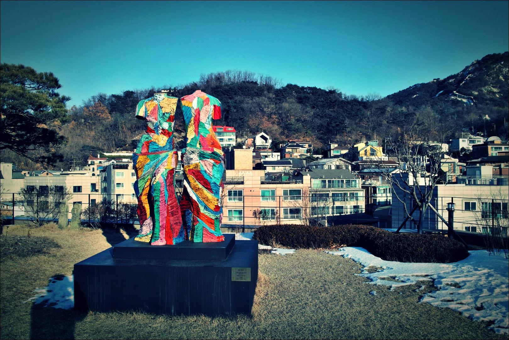 부암동 풍경-'부암동 석파정'