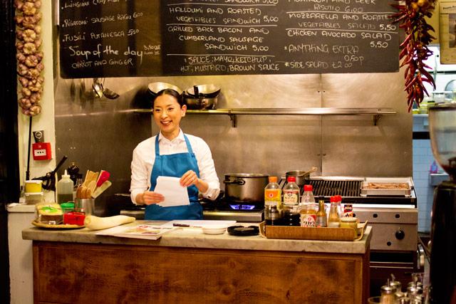 Atsuko's kitchen Japanese cookery class
