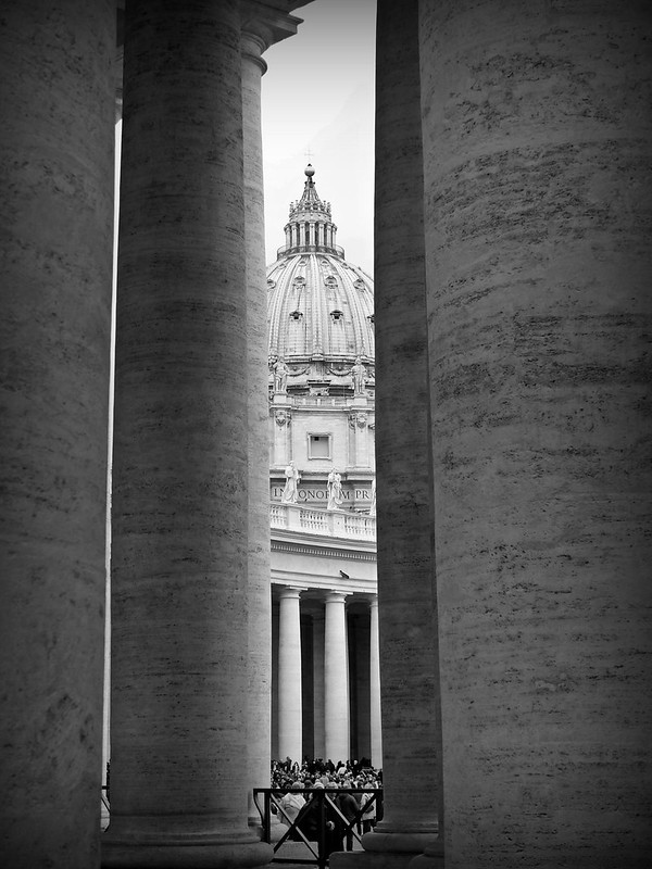 Tra le colonne del Cristianesimo