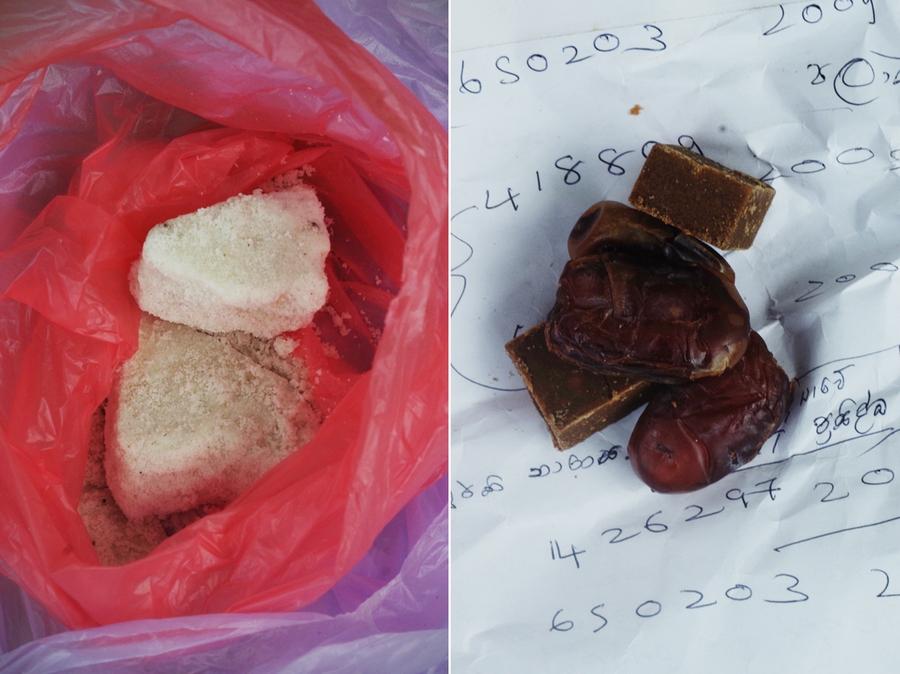 sri lankan sweets