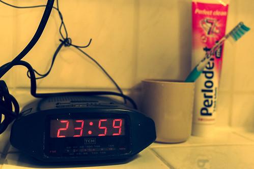 17/365. Last-Minute-Foto